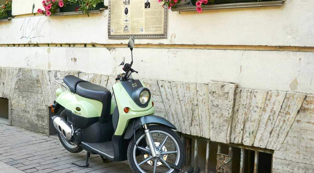 Scooter Security