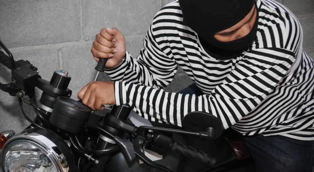 Stop Motorbike Theft